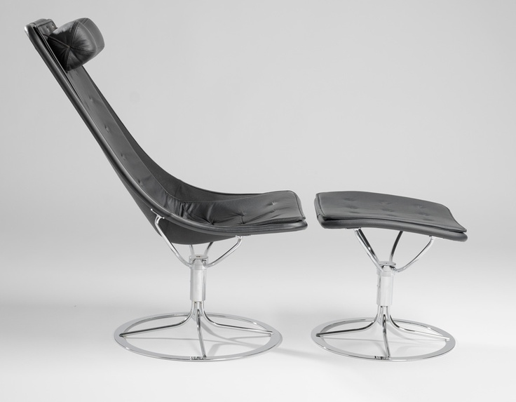 Jetson 66 Easy Chair from Bruno Mathsson International. #Design by Bruno Mathsson. #interior
