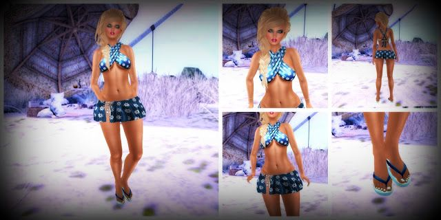 Bambi's Style: One Hot Summer