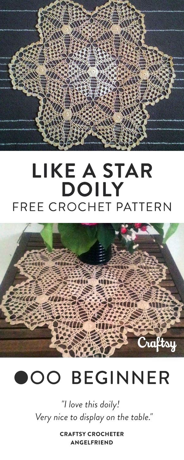 813 best crochet patterns images on pinterest crocheting crochet this beautiful doily to display around your home get the free pattern at craftsy bankloansurffo Gallery