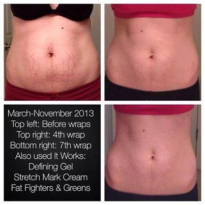 how to order it works body wraps