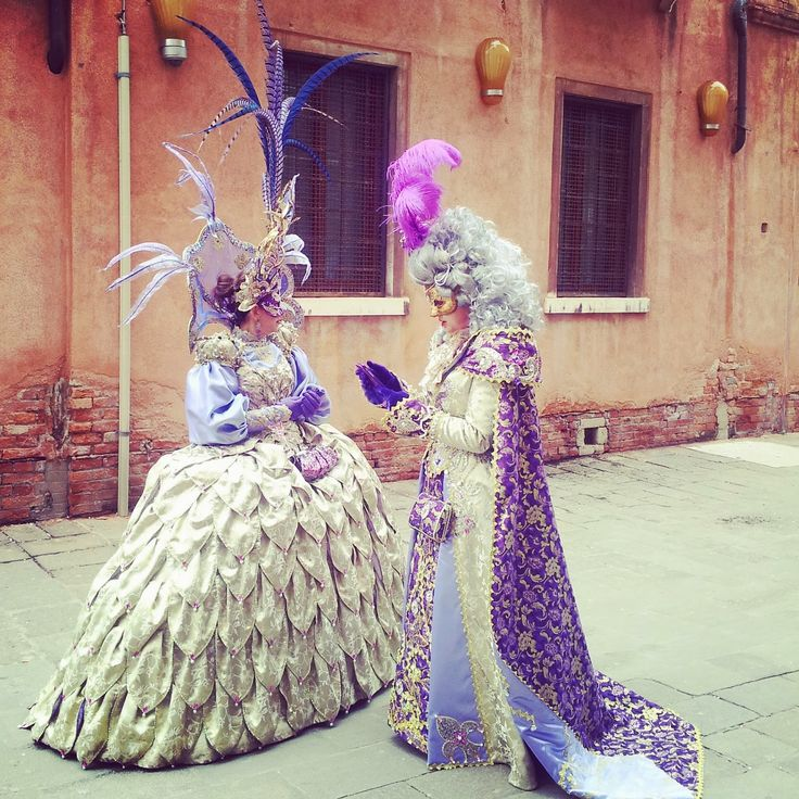 Open air masquerade: Venice Carnival 2015 ~ My fashion inspiration