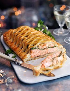 Scottish Lochmuir™ Salmon & Prawn en Croute by lilly