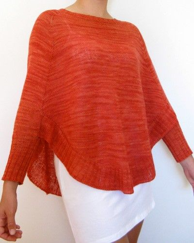Veronika pattern from cocoknits - nice, easy and comfy