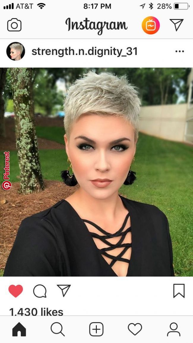 Color And Cut Dnicholls In 2019 Pinterest Hair Cuts Short