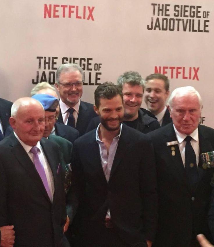 The Siege of Jadotville oct.7 on Netflix
