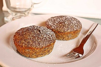 Apfel - Mohn - Muffins (Rezept mit Bild) von bella111213 | Chefkoch.de
