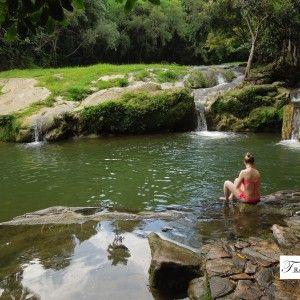 Banos San Juan Las Terrazas (Cuba)