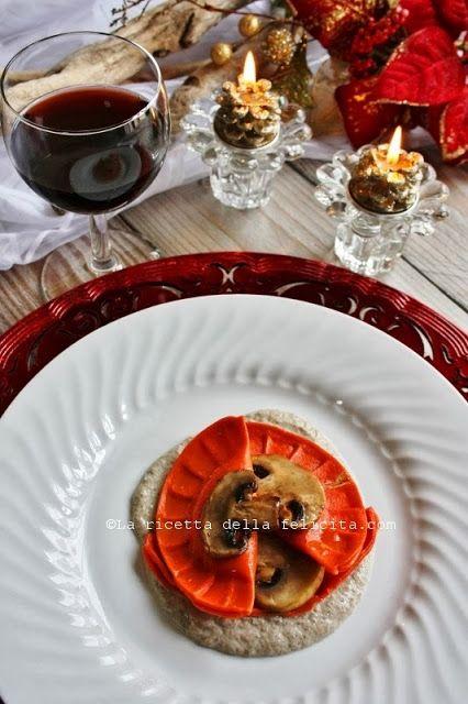 La ricetta della felicità: Menù di Capodanno: Mezzelune con ricotta e zucca s...