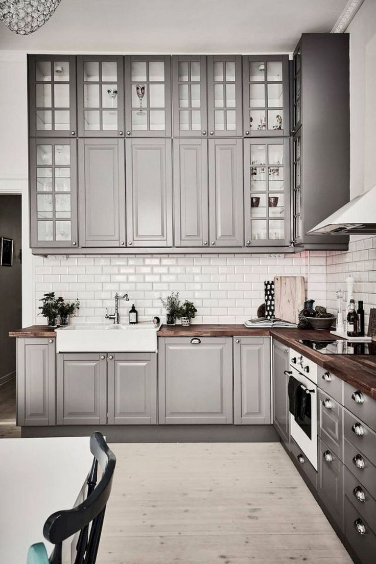 85+ Luxury Kitchen Cabinets Design and Decor Ideas