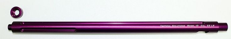 Tactical Solutions X-Ring Ruger 10/22 Purple 16