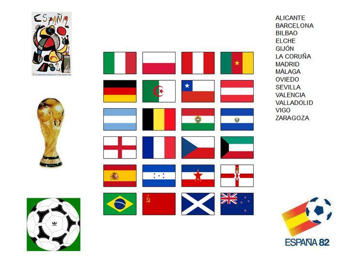 Copa Mundial de Fútbol de 1982 ESPAÑA