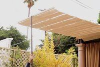 How to Make a Canvas Patio Cover | eHow