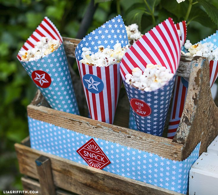 Children's 4th of July Party Ideas