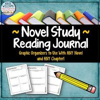 Use these graphic organizers with students from 5th-10th grade with success with many, many different novels!  Combine the graphic organizers with standard chapter questions or use them in different combinations for different chapters or sections of the novel.
