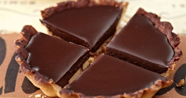Fristende chokolade: Chokotarteletter