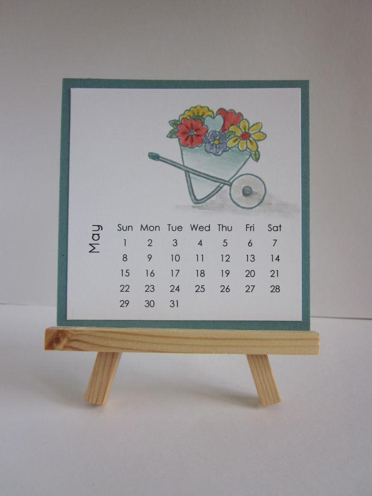 Diy Easel Calendar : Best calendars images on pinterest perpetual
