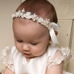 Baby Girl Headband - Leila Collection - Exquisite Clothing for Babies