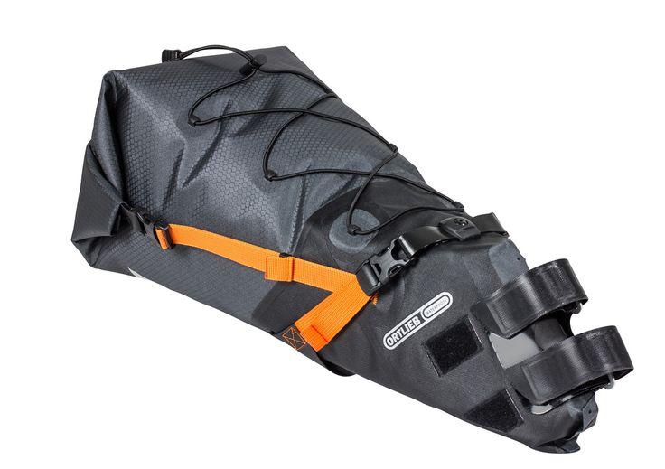 Brandneu: Bikepacking-Kollektion von Ortlieb