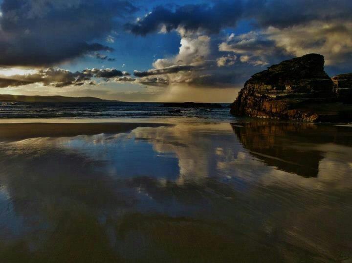 Praia das Illas,Ribadeo