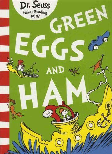 FREE DOWNLOAD Green Eggs and Ham by Dr Seuss (ePub, Mobi, PDF