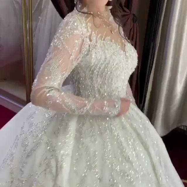 فساتين زفاف Wedding Dresses Shared A Post On Instagram فساتين زفاف وسهرة مميزة حسب طلب الزبونه المدة من 15 الى 28 يوم للطلب وات Wedding Dresses Dresses Gowns