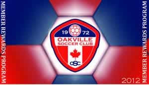 Oakville Soccer Club - OSC Home Page