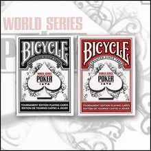 World Series of Poker Cards (6 Pack) by USPCC - Trick