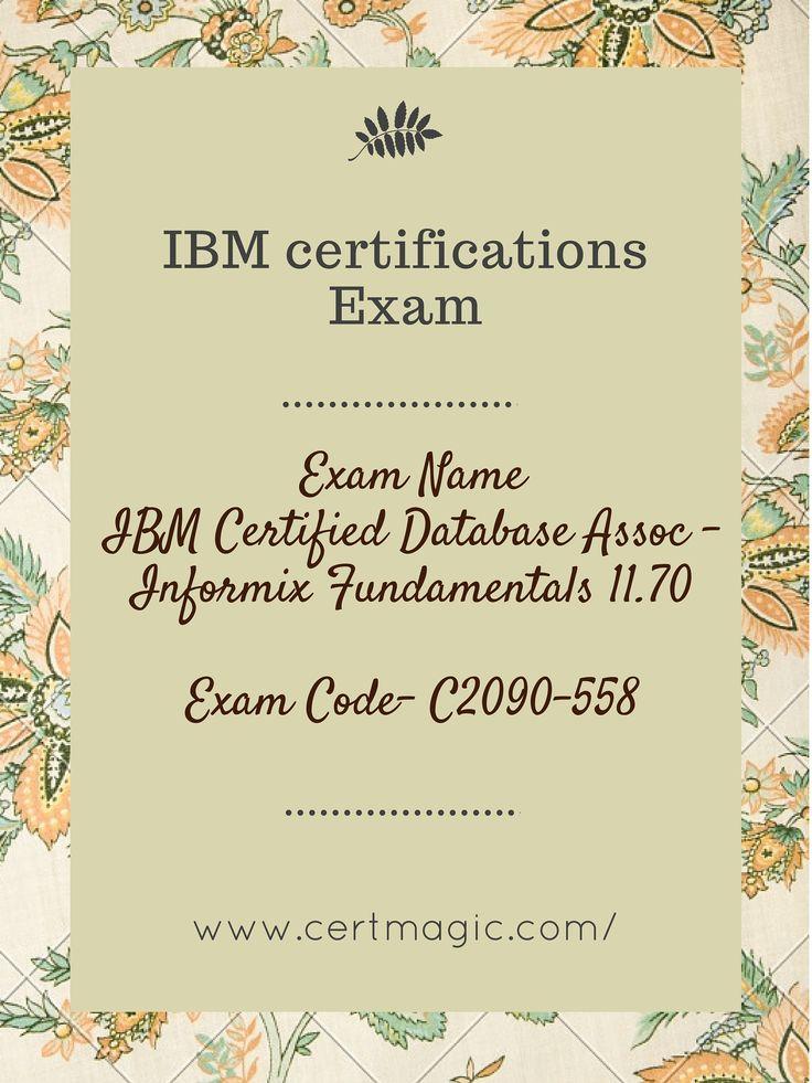 53 Best Ibm Certifications Exam Images On Pinterest Ibm Practice