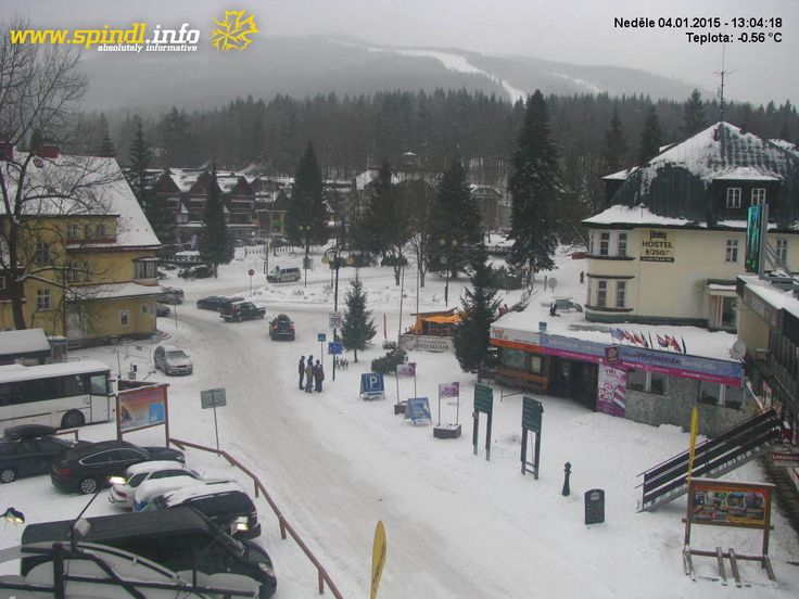 Spindleruv Mlyn - Czech Republic Live webcams City View Weather - Euro City Cam
