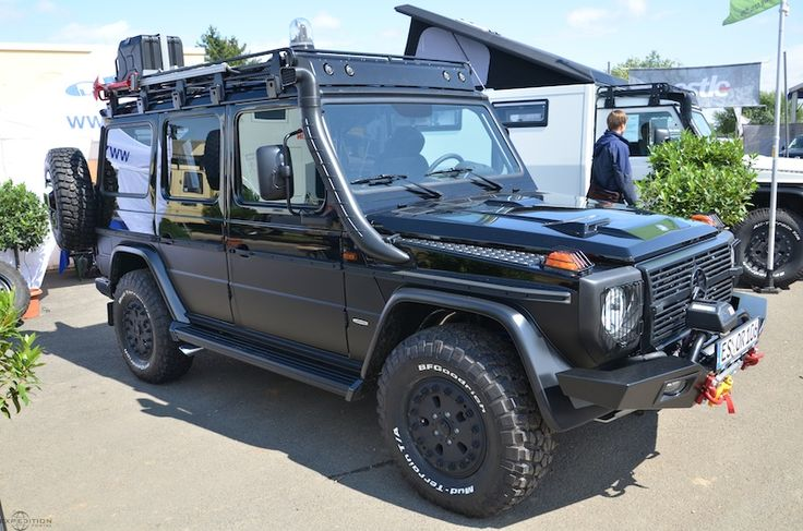 The Sexiest G-Wagen Pictures You'll See All Day