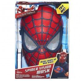 Marvel Spider-Man 2 Electronic Vision Mask