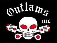One percenters motorcycle clubs - Outlaws MC Logo