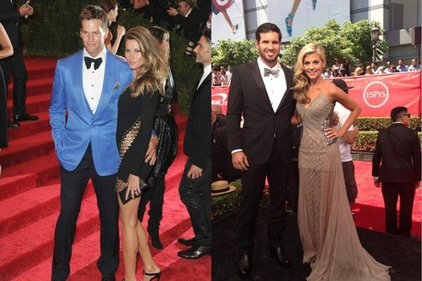 Athlete-celebrity power couples, ranked from least to most ...
