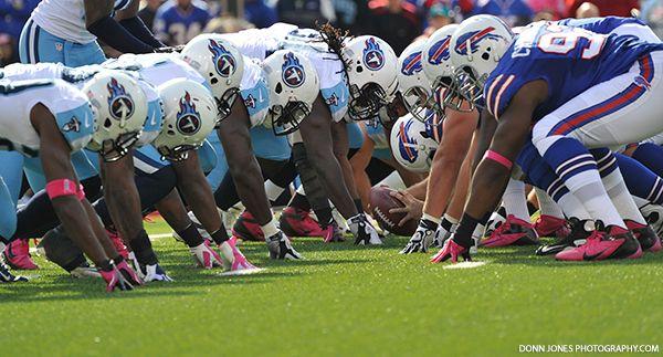 Back from Bye, Titans Host Bills Sunday at Nissan Stadium