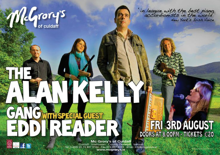 Alan Kelly Poster