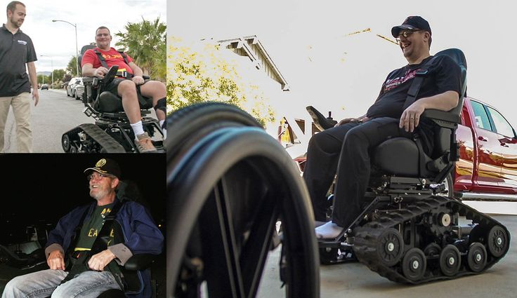 "Wounded veterans across the U.S. got a welcome surprise from the Hotes Foundation this fall. Our team travelled the country hauling custom made, all terrain track chairs to personally deliver to the homes of these brave men and women. ""I can finally get out of the house now"" said retired Sgt. Gary Taylor after receiving his chair. He plans on Continue Reading"