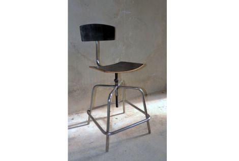 "Chaise industrielle ""Istrie"""