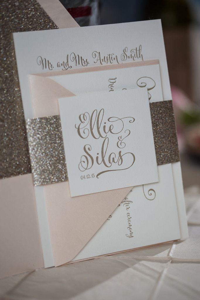 26 best Wedding Invitations images on Pinterest   Bridal invitations ...