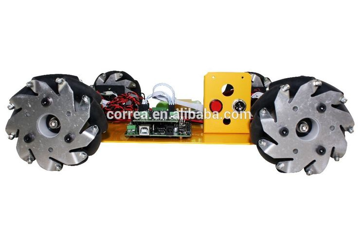 4wd 100mm Mecanum Wheel Learning Arduino Robot Kit 10009 , Find Complete Details about 4wd 100mm Mecanum Wheel Learning Arduino Robot Kit 10009,Learning Arduino Robot Kit,Omni Direction Robot Kit,Educational Robot Kit from -Shenzhen Correa Electronic Co., Ltd. Supplier or Manufacturer on Alibaba.com