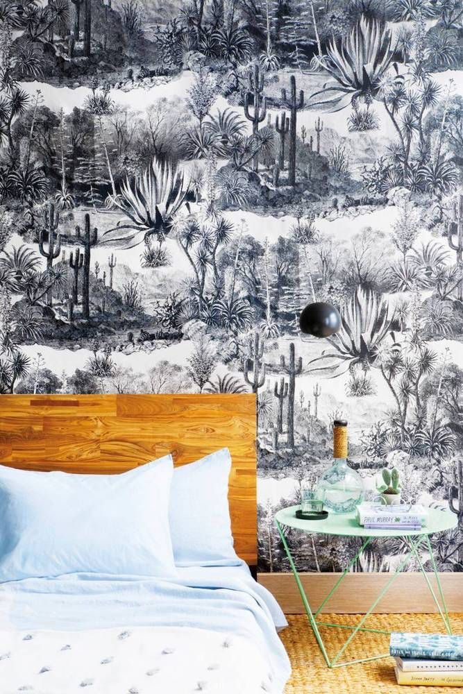 Shop black and white and colorful toile wallpaper that is currently on trend for home decor on domino domino magazine features toile wallpaper in its