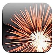 This app is a winner in our house! Ivan loves iLoveFireworks because it makes BIG sounds with just the tap of his finger on the iPad screen. It's a great app for blind children.