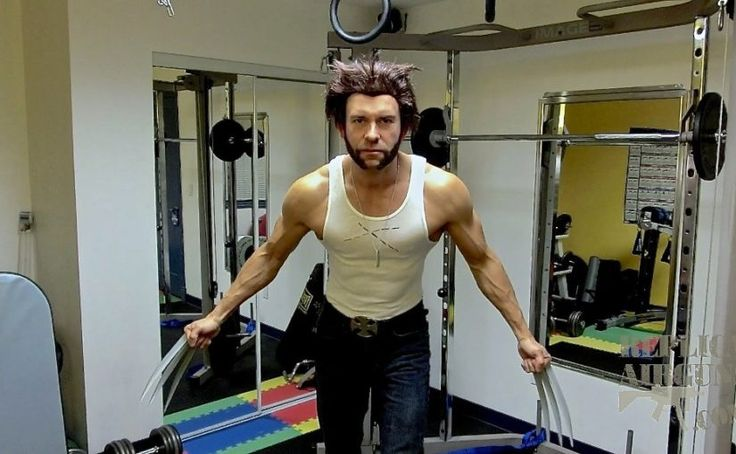 X Men Wolverine Halloween Costume
