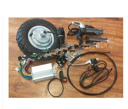 199.00$  Watch here - http://alias1.worldwells.pw/go.php?t=32345425455 - 9inch  250W  24V   brushless non-gear hub motor  ,electric scooter kit ,electric bike kit 199.00$
