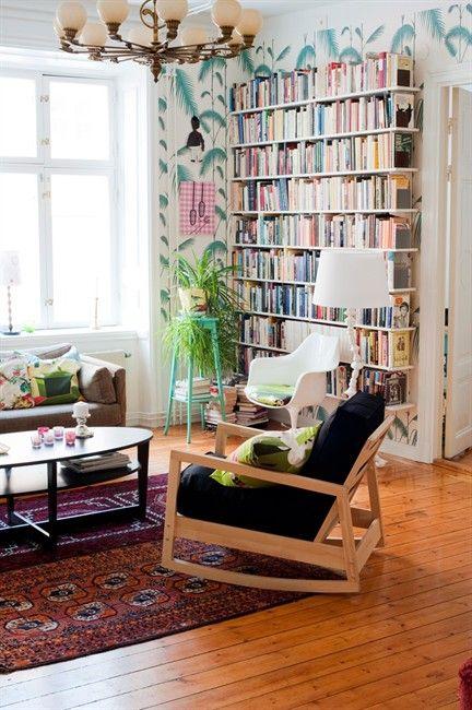 Deco Inspiration & SOS: Rocking Chair