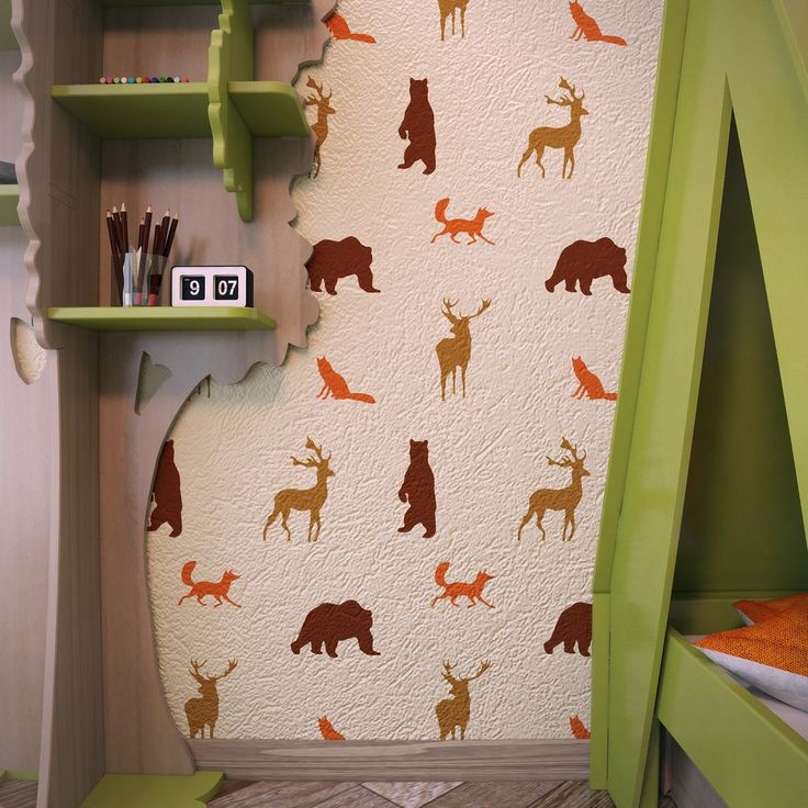 Kids Bedroom Stencils 9 best kids room stencils images on pinterest | stencil patterns