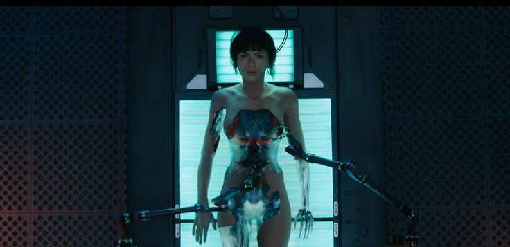 [Critique Geek] Ghost in the Shell : transcendance