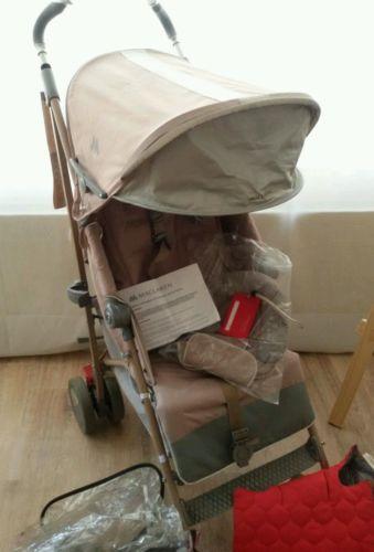 Maclaren Techno XT Champagne Kinderwagen Einsitzer Seat Kinderwagen in Baby, Kinderwagen & Zubehör, Kinderwagen | eBay