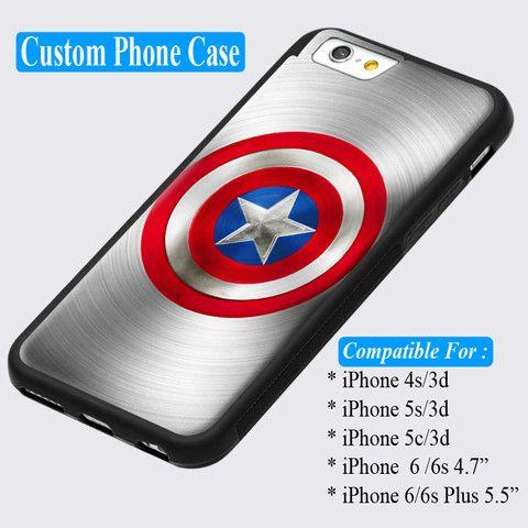 Captain America Shield Marvel Avengers
