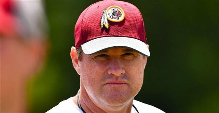 Jay Gruden lights into the Redskins, who seem to need it