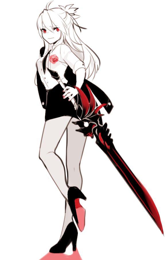 Anime Characters With Jobs : Best elsword anime ideas on pinterest manga